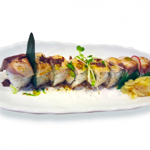 Super Yellow Tail Roll