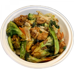 C6. Chicken & Mixed Vegetables
