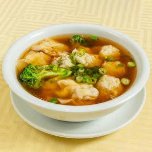 11. Wonton Soup (Pork)