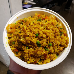 R3. Nothern Curry Fried Rice