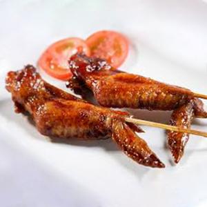 09. BBQ Chicken Wings (2) 鸡翅
