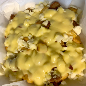 Anytime Breakfast Poutine