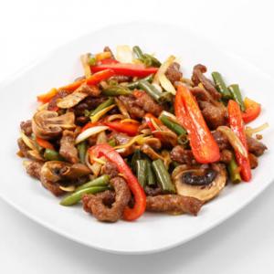 22. Mongolian Beef