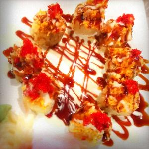 Fire Roll - Deep Fried