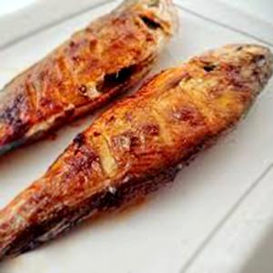 12. BBQ Croaker (2) 黄花鱼