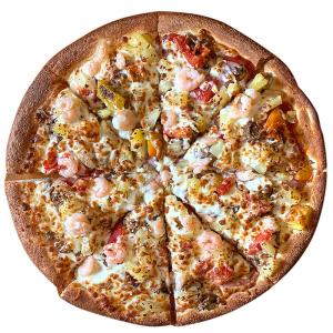 Shrimp Special Pizza