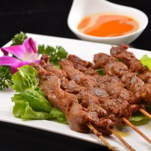04. BBQ Beef (2) 牛肉串