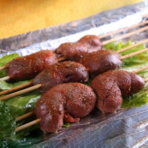 02. BBQ Lamb Kidney (2) 羊腰