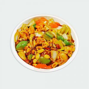 C3. Kung Pao Chicken