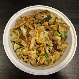 P3. Mandarin Mu-Shu Shredded Pork