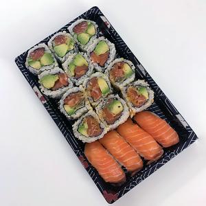 119. Salmon Lover Combo