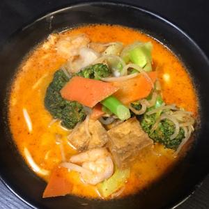 N8. Laksa Seafood Noodle Soup