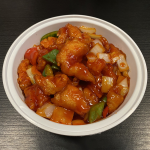 S2. Sweet & Sour Fish