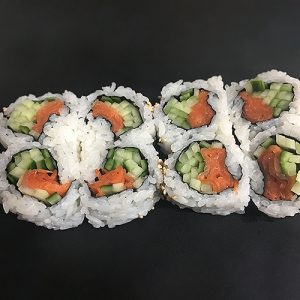 16.Smoked Salmon Roll