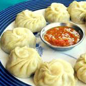 Chicken Momos (10pcs)