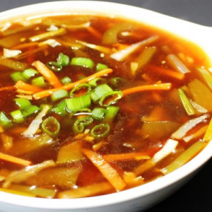Hot & Sour Soup (Veg/Chicken)