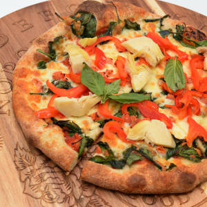 Spinach Lovers Pizza