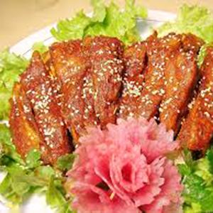 22. BBQ Chicken Steak 招牌炭烤鸡扒