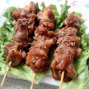 06. BBQ Chicken (2) 鸡肉串