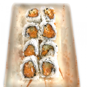 21.Spicy Crunch Roll