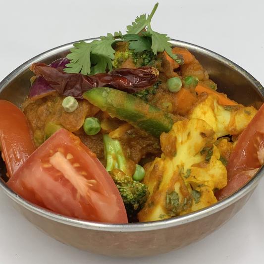 Mix Vegetable Gravy