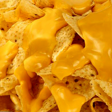 Theatre Style Nachos and Cheese