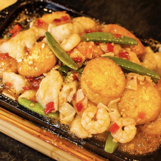 La vita èbella Tofu Pot 大四喜炖豆腐煲