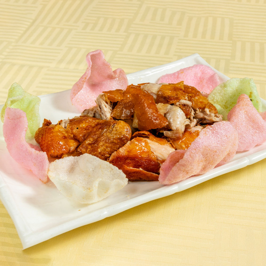 42. Deep Fried Crispy Chicken