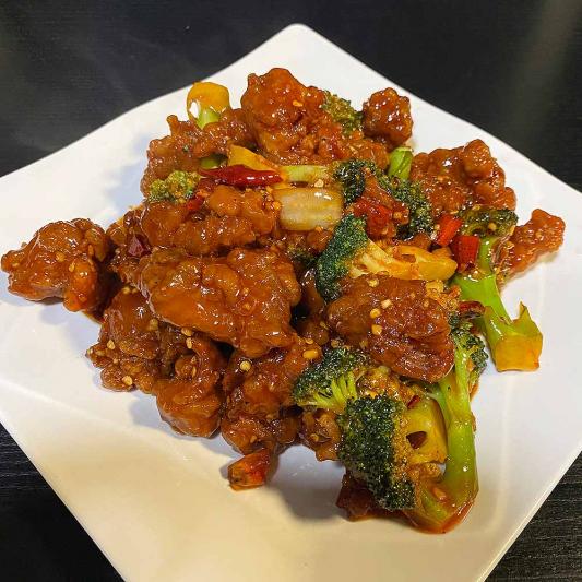 C8. General Tso's Chicken