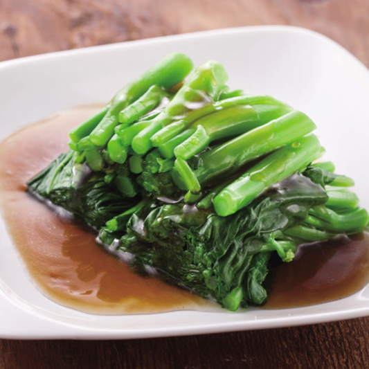 92. Chinese Broccoli with Oyster Sauce