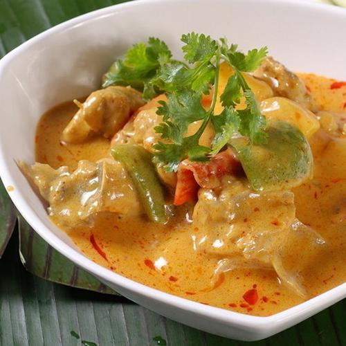 D09. Curry Chicken 咖喱鸡块