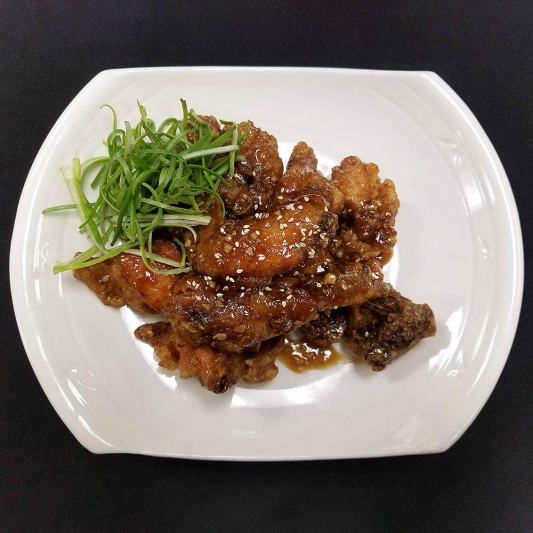 F3. Lee House Garlic Soy Chicken