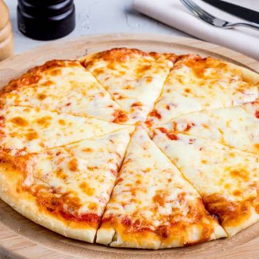 Pizza with 2 Items