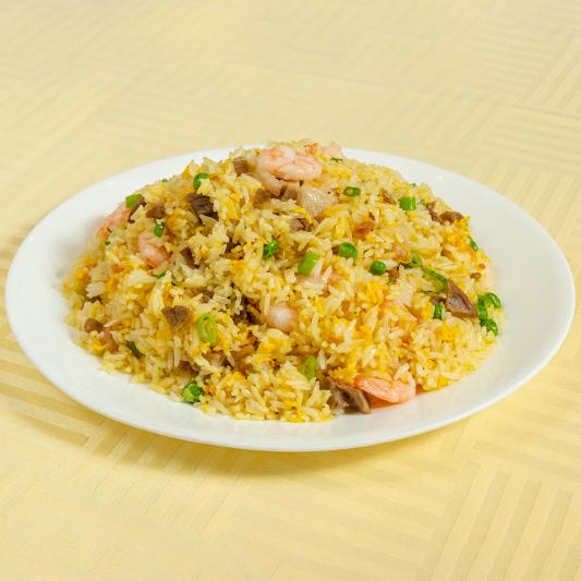 120. Yang Chow Fried Rice