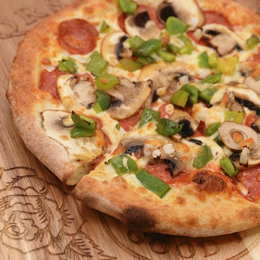 BC Special Pizza (GF) (Medium)