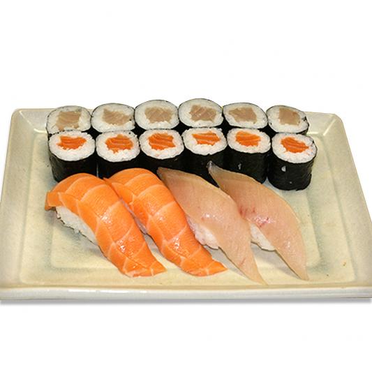 Tuna & Salmon Combo