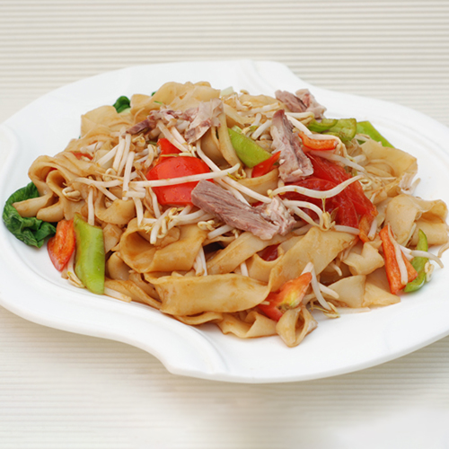 H29. Hand-Made Noodles with Lamb 特色炒拉条