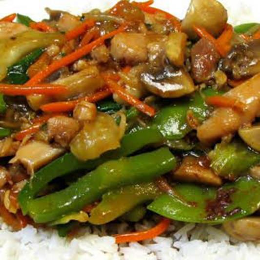 47. Chicken Chop Suey