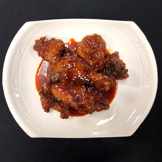 F1. Lee House Marinated Fried Chicken (Wet)