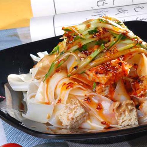 J07. House Style Cold Noodle 特色凉皮