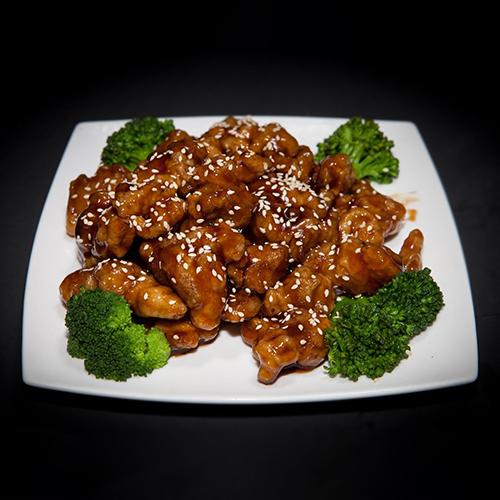 D07. General Tso's Chicken 左宗鸡