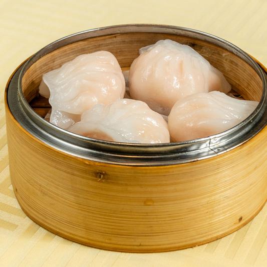 145. Steamed Shrimp Dumplings (4 pcs)