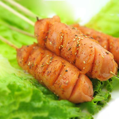 10. BBQ Chicken Sausage (2) 鸡肉肠