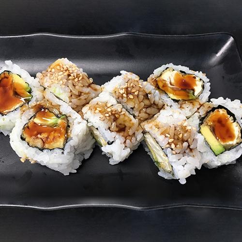 27.Tofu Teriyaki Roll
