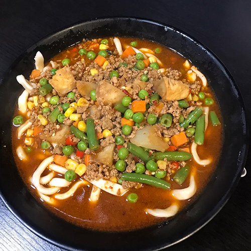 N12. Shan-Xi Sauce Noodles