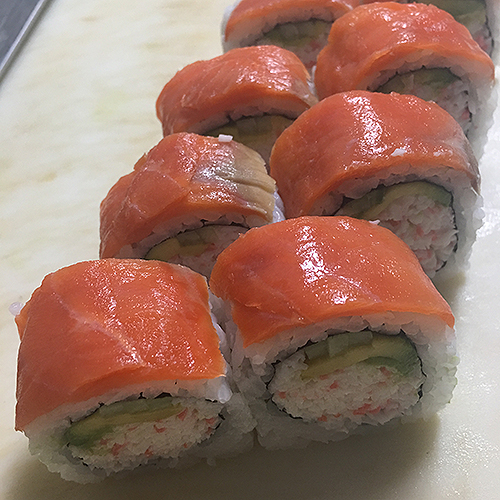 35.Vancouver Roll