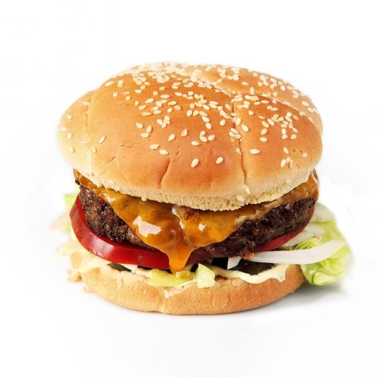 Beef/ Chicken Burger