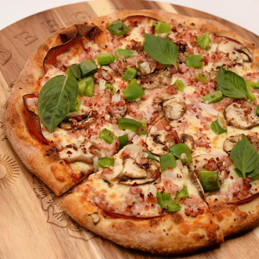 Canadian Pizza (GF) (Medium)