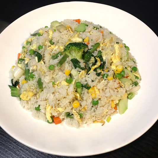 R7. Vegetable Fried Rice