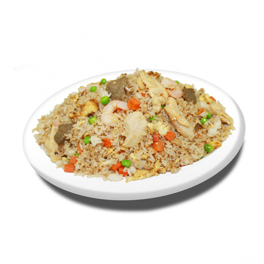 42.  Fried Rice House Special